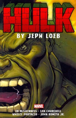 Hulk by Jeph Loeb: The Complete Collection 2 (Paperback)