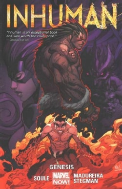 Inhuman 1: Genesis (Paperback)
