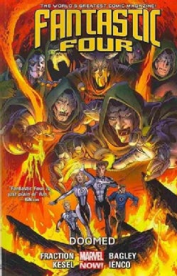 Fantastic Four 3: Doomed (Paperback)