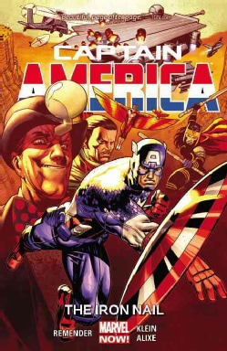 Captain America 4: The Iron Nail (Paperback)