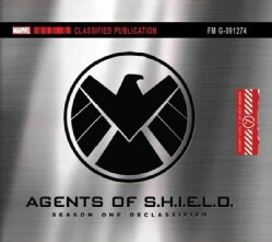 Marvel's Agents of S.H.I.E.L.D.: Season One Declassified Slipcase (Hardcover)