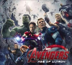 The Art of Marvel Avengers Age of Ultron (Hardcover)
