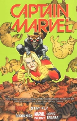 Captain Marvel 2: Stay Fly (Paperback)