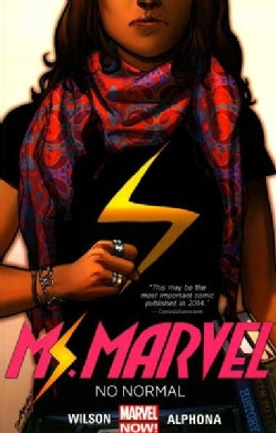 Ms. Marvel 1: No Normal (Paperback)