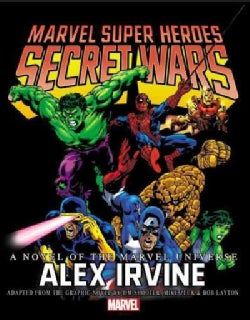 Marvel Super Heroes Secret Wars (Hardcover)