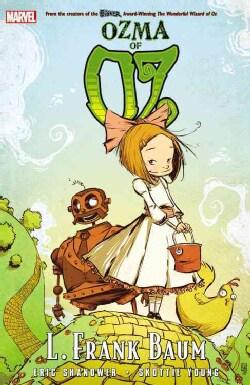 Oz: Ozma of Oz (Paperback)