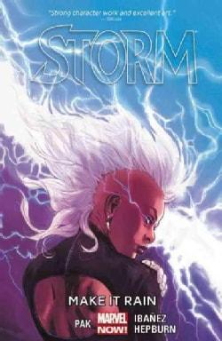 Storm 1: Make It Rain (Paperback)