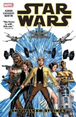 Star Wars 1: Skywalker Strikes (Paperback)