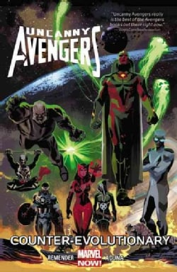 Uncanny Avengers 1: Counter-Evolutionary (Paperback)