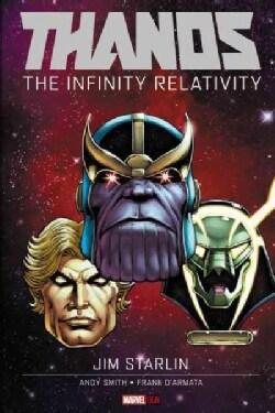 Thanos: The Infinity Relativity (Hardcover)