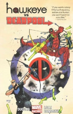Hawkeye vs. Deadpool (Paperback)
