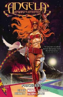 Angela Asgard's Assasin 1: Priceless (Paperback)