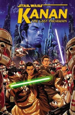 Star Wars: Kanan 1: The Last Padawan (Paperback)
