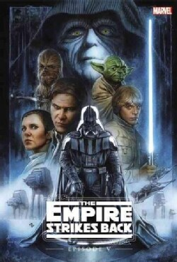 Star Wars Episode 5: The Empire Strikes Back (Hardcover)