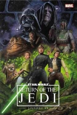 Star Wars Return of the Jedi Episode VI (Hardcover)