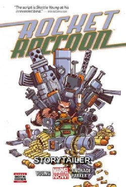 Rocket Raccoon 2: Storytailer (Marvel Now!) (Hardcover)
