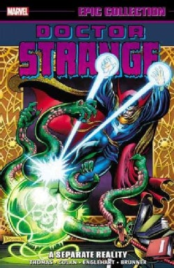 Doctor Strange Epic Collection: A Separate Reality (Paperback)