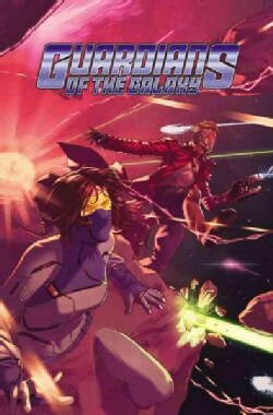Guardians of the Galaxy New Guard 2 (Hardcover)