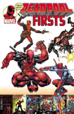 Deadpool Firsts (Paperback)