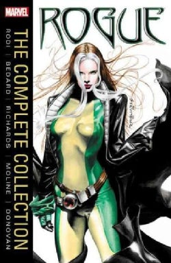 Rogue: The Complete Collection (Paperback)