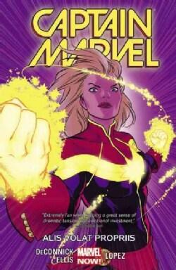 Captain Marvel 3: Alis Volat Propriis (Paperback)