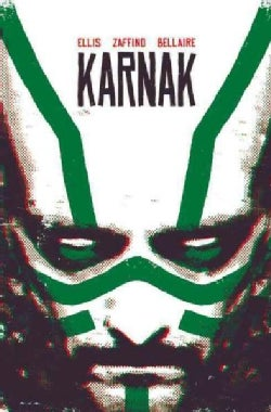 Karnak 1: The Flaw in All Things (Paperback)
