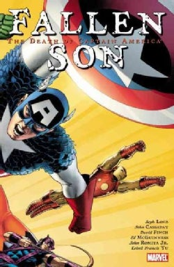 Fallen Son: The Death of Captain America (Paperback)