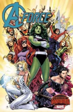 A-Force 0: Warzones! (Paperback)