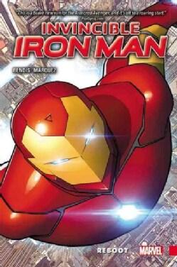 Invincible Iron Man 1: Reboot (Paperback)
