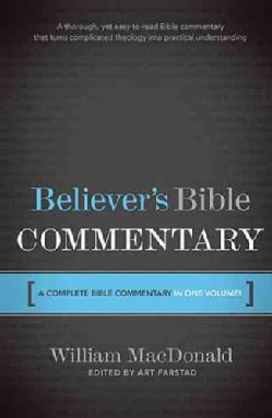 Believer's Bible Commentary (Hardcover)
