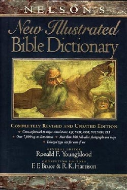 Nelson's New Illustrated Bible Dictionary (Hardcover)