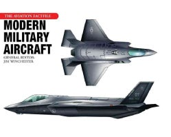 Modern Military Aircraft: The Aviation Factfile (Hardcover)