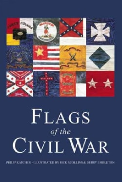 Flags of the Civil War (Hardcover)