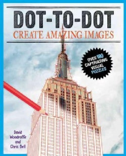 Dot-to-dot Create Amazing Images: Create over 180 Visual Puzzles (Paperback)
