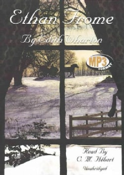 Ethan Frome: Library Edition (CD-Audio)