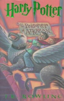 Harry Potter and the Prisoner of Azkaban (Hardcover)