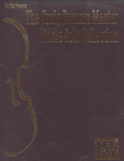 The Craig Duncan Master Fiddle Solo Collection (Paperback)