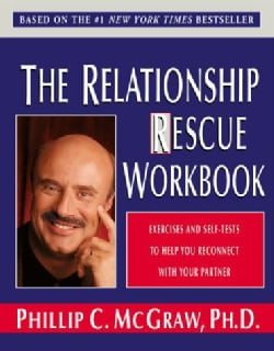 Relationship Rescue Workbook: Exercises and Self-Tests to Help You Reconnect With Your Partner (Paperback)