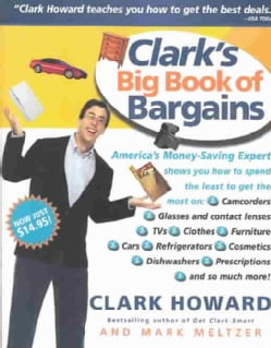 Clark's Big Book of Bargains (Paperback)