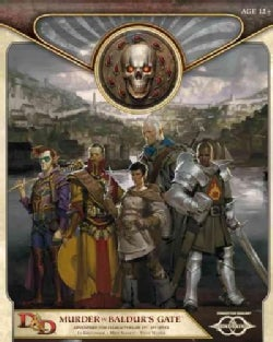 Murder in Baldur's Gate: An Adventure for Characters of 1st-3rd Level