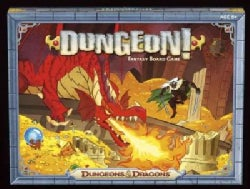 Dungeon! Board Game (Game)