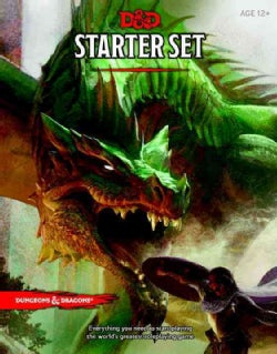 Dungeons & Dragons Starter Set: Fantasy Roleplaying Fundamentals (Game)