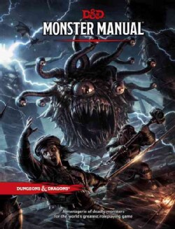 Monster Manual (Hardcover)