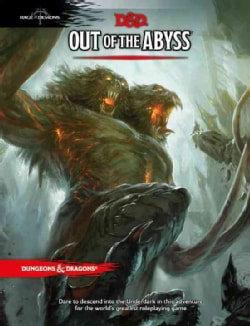 Out of the Abyss: Rage of Demons (Hardcover)