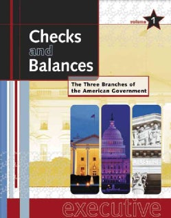 Checks And Balances: The Three Branches of the American Government (Hardcover)