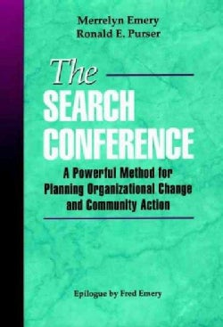 The Search Conference (Hardcover)