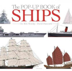 The Pop-Up Book of Ships (Hardcover)