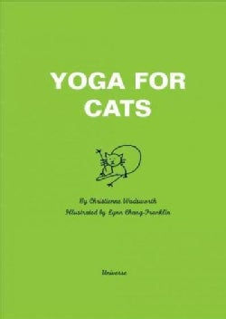 Yoga for Cats (Hardcover)