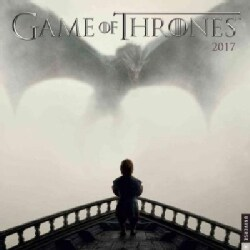 Game of Thrones 2017 Calendar (Calendar)