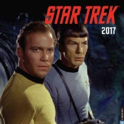 Star Trek 2017 Calendar: The Original Series (Calendar)
